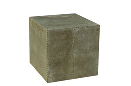 Reclaimed Grey Iron Table