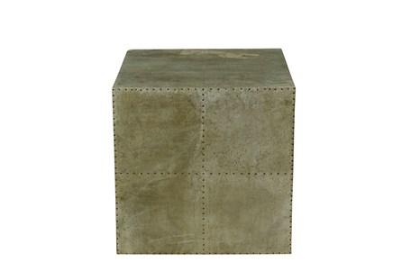 OTB RECLAIMED GREY IRON TABLE