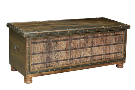 Reclaimed Natural Trunk