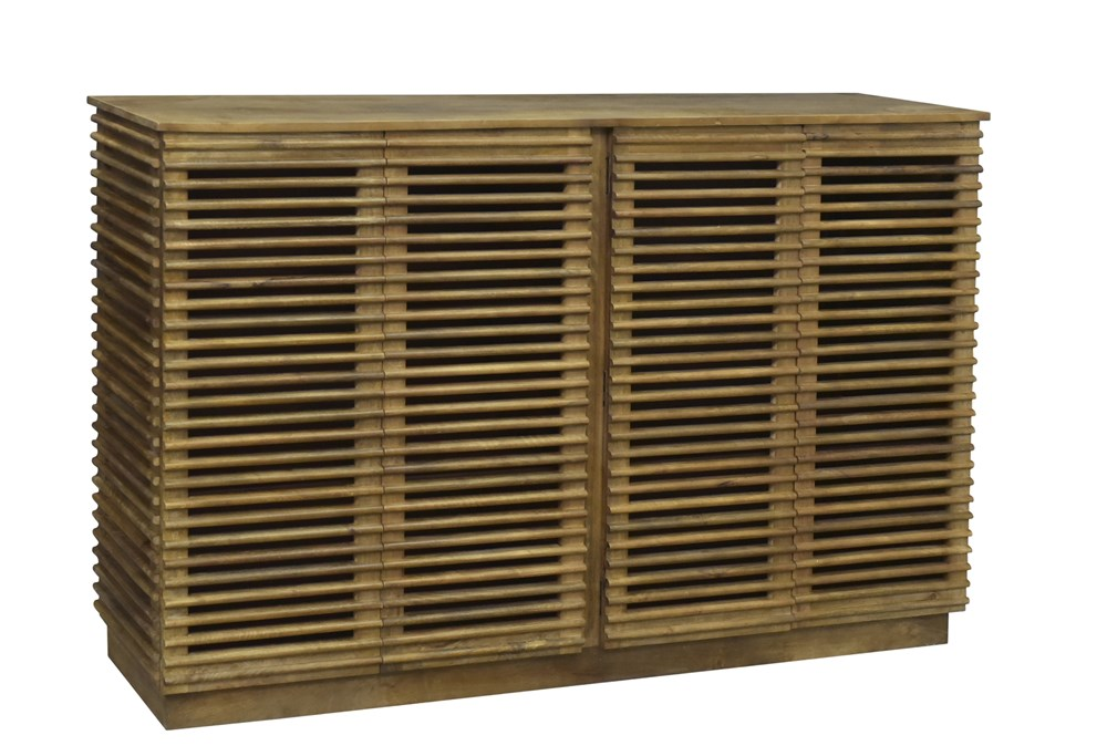 Brown Corrugated Cabinet