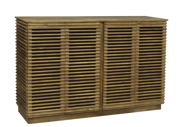 Brown Corrugated Cabinet - 360