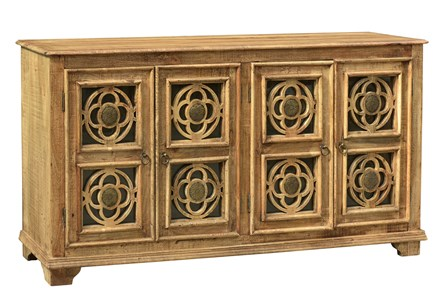 Reclaimed Natural Cabinet