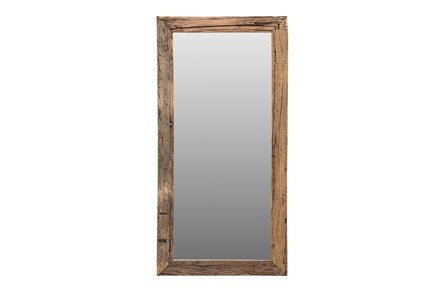 RECLAIMED NATURAL MIRROR