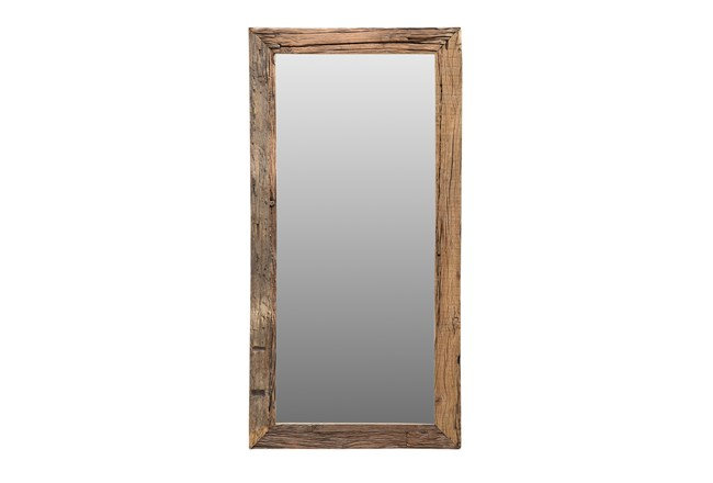 Reclaimed Natural Mirror - 360