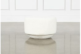 Mohave Natural Accent Ottoman By Nate Berkus And Jeremiah Brent