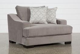 Lodge Foam Oversized Chair