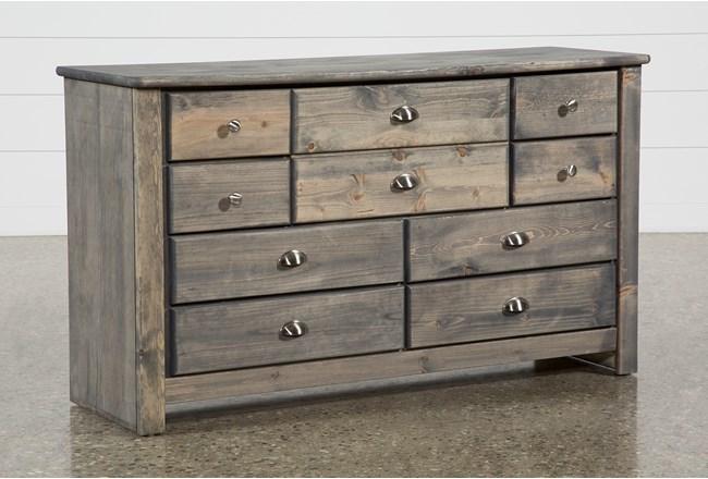 Summit Grey Dresser - 360