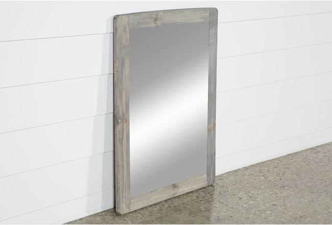 Summit Grey Mirror - 360