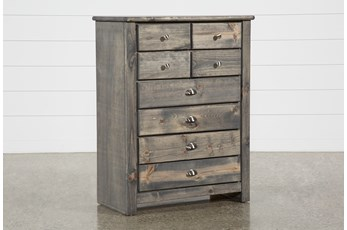 Summit Grey Chest Of Drawers