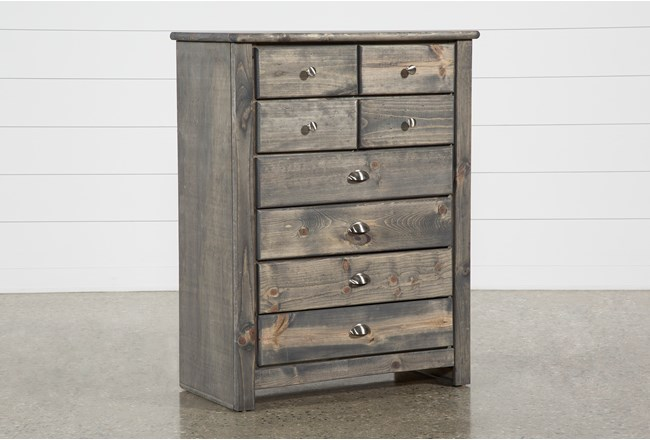 Summit Grey Chest Of Drawers - 360