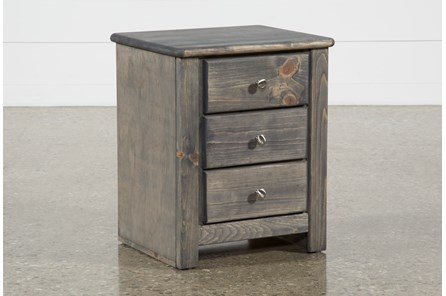 Summit Grey Nightstand