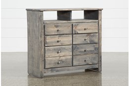Summit Grey Media Chest