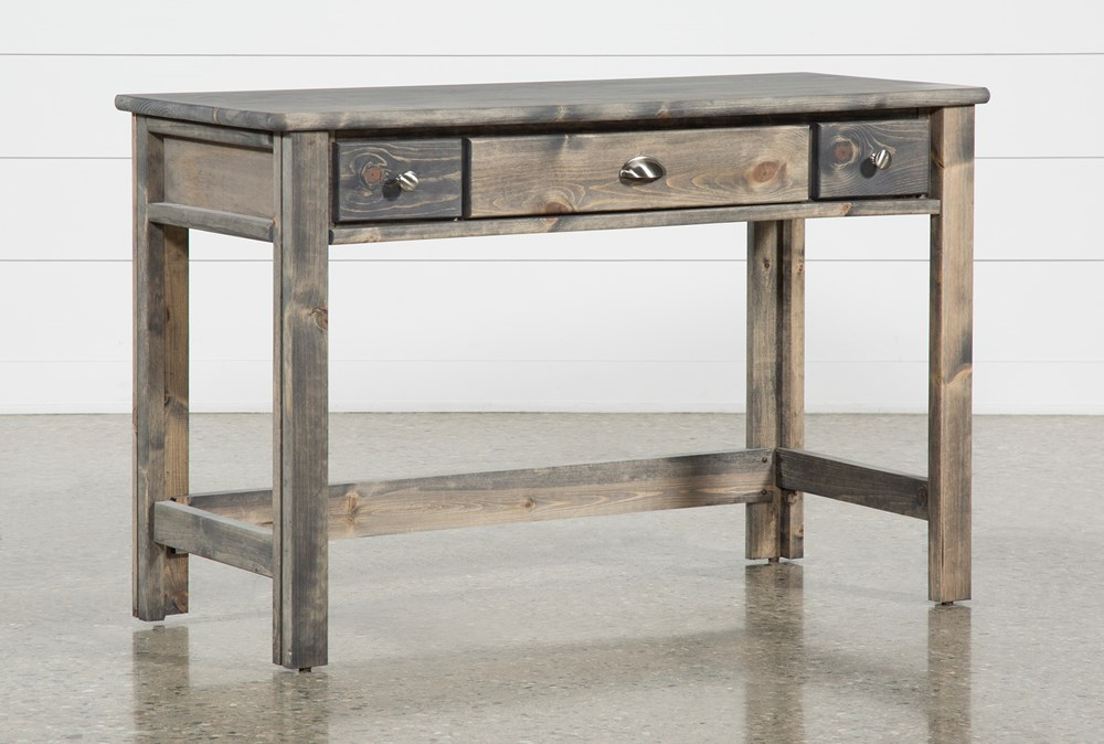 """Summit Grey 48"""" Desk"""