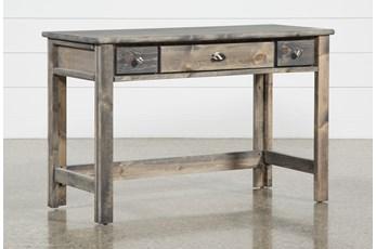 Summit Grey Desk