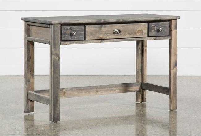 """Summit Grey 48"""" Desk - 360"""