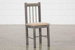 Summit Grey Desk Chair