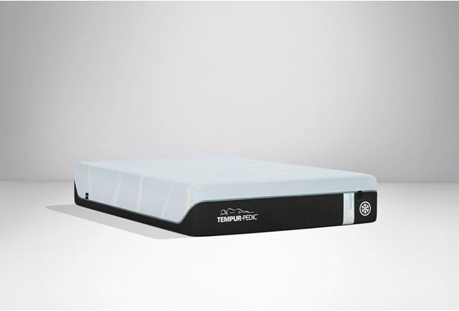 Tempur Pro Breeze Medium Hybrid Full Mattress - 360