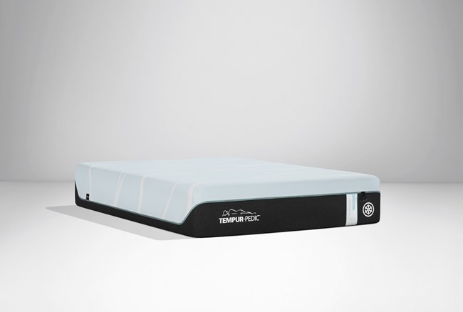 Tempur Pro Breeze Medium Hybrid King Mattress - 360
