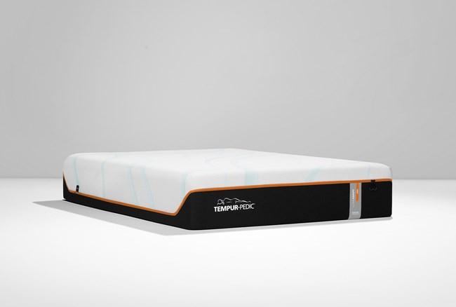 Tempur Luxe Adapt Firm California King Split Mattress - 360
