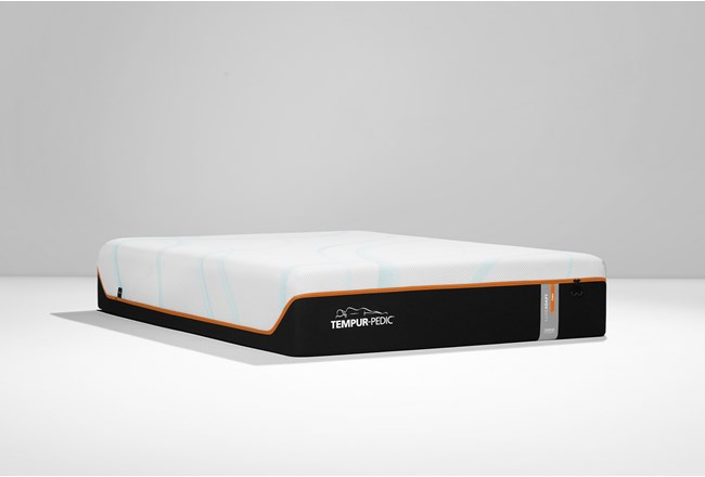 Tempur Luxe Adapt Firm California King Split Mattress - 360