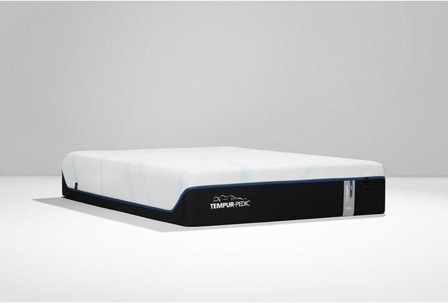 Tempur Luxe Adapt Soft California King Split Mattress - 360