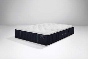 Stearns & Foster Rockwell Euro Pillow Top Luxury Firm Queen Mattress