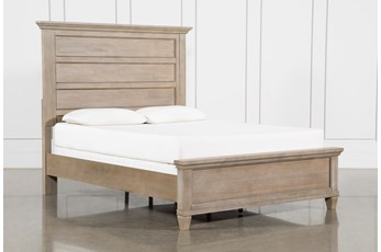 Meridian Queen Panel Bed
