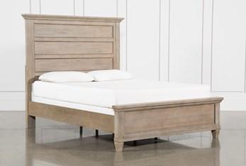 Meridian Queen Panel Bed