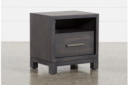 "Slater 1 Drawer 24"" Nightstand"