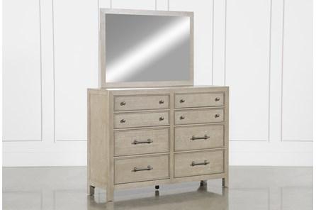 Conrad Grey Dresser/Mirror