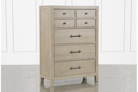 Conrad Grey Chest Of Drawers