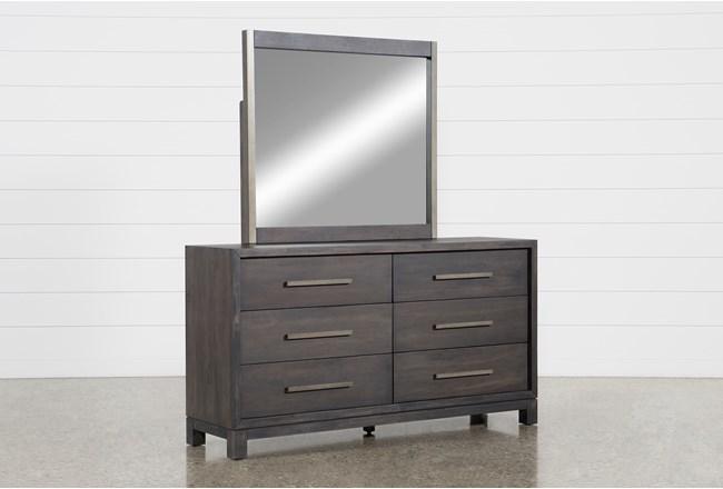 Slater Dresser/Mirror   - 360