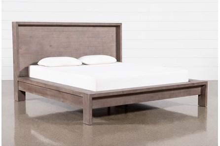 Regan California King Platform Bed - Main