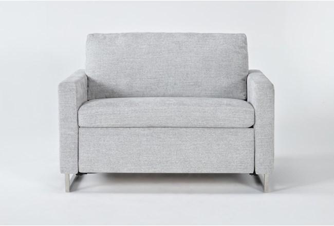 Branson Light Grey Twin Sofa Sleeper - 360