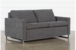 "Branson Charcoal 72"" Queen Sofa Sleeper"