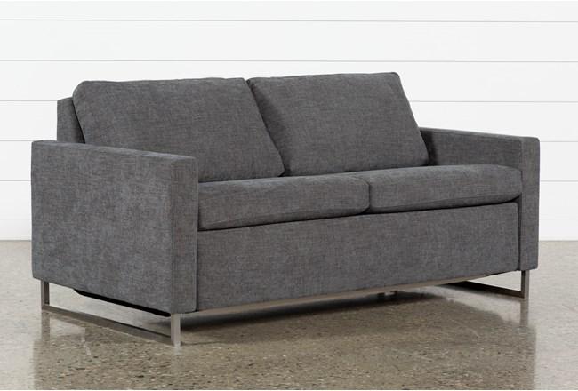 Branson Charcoal Queen Sofa Sleeper - 360