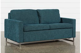 Branson Teal Queen Sofa Sleeper
