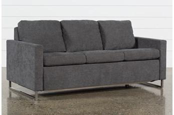 Branson Charcoal Queen Plus Sofa Sleeper
