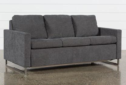 Strange Branson Charcoal Queen Plus Sofa Sleeper Cjindustries Chair Design For Home Cjindustriesco