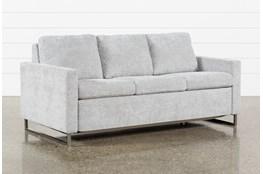 Branson Light Grey Queen Plus Sofa Sleeper