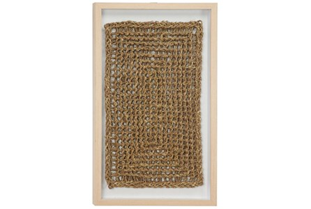 Natural Rope Shadowbox