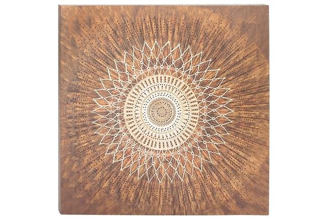 Tribal Medallion Copper - 360