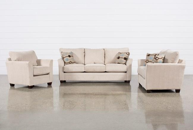 Julisa 3 Piece Living Room Set - 360