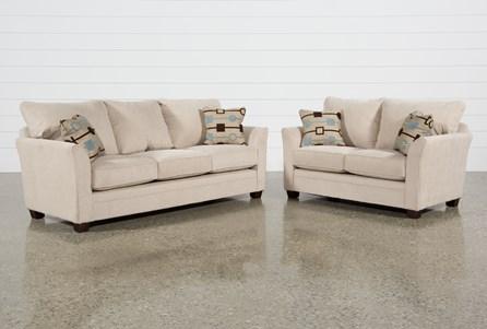 Julisa 2 Piece Living Room Set