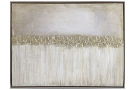Picture-Golden Horizon Hand Painting 41.5X31.5
