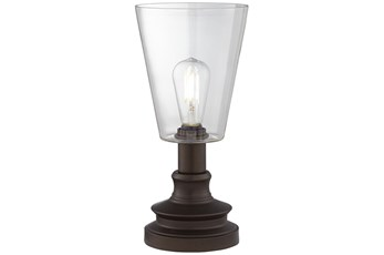 Desk Lamp-Oil Bronze Single