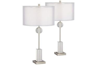 Table Lamp-Crisian Set Of 2