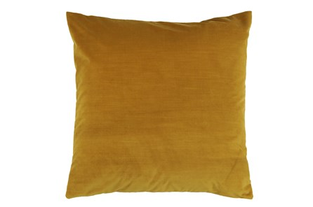 Accent Pillow-Monaco Citronella 22X22 By Nate Berkus and Jeremiah Brent - Main