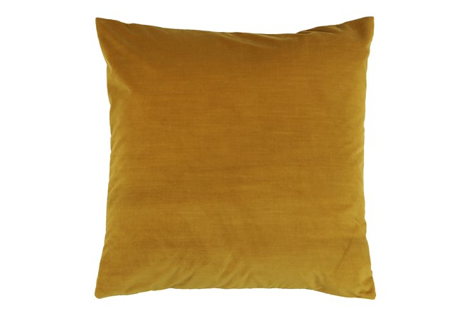 Accent Pillow-Monaco Citronella 22X22 By Nate Berkus and Jeremiah Brent - 360