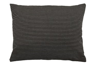 Accent Pillow-Upstate Jet 18X22 By Nate Berkus and Jeremiah Brent